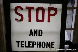 Photo: para e telefone