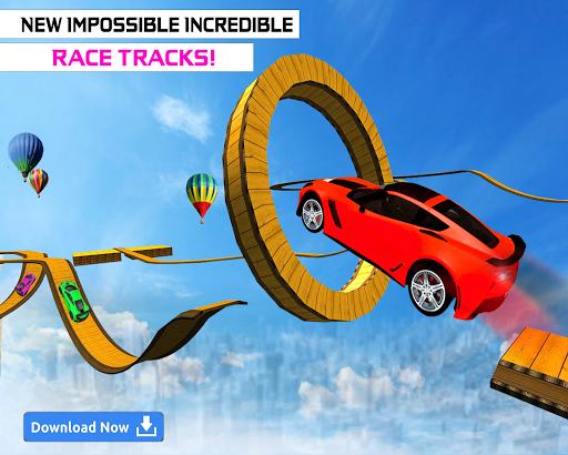 Mega Stunt Car Race Game - Free Games 2020 3.4 screenshots 15