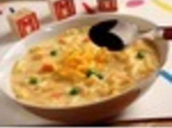 Macaroni And Cheese Soup