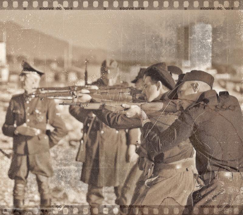Le armi e la pazzia degli uomini  di Luciano Fontebasso