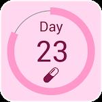 Lady Pill Widgets Icon
