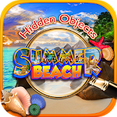 Hidden Objects Summer Beach - Hawaii Object Game