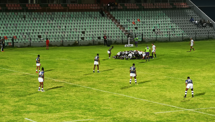The Bulldogs lost against the South Western District Eagles in their Currie Cup First Division clash at the BCM Stadium on Friday night.
