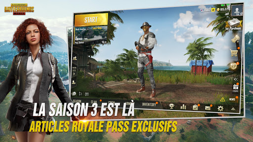 PUBG MOBILE  captures d'écran 5