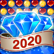 Gems & Jewel Crush - Match 3 Jewels Puzzle Game