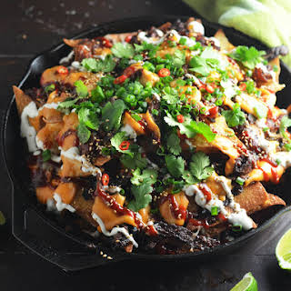 Korean Nachos.