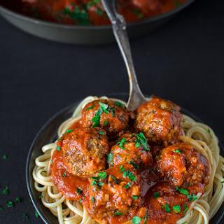 Vegetarian Mushroom Meatballs #Recipe