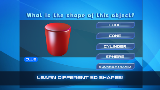 3D Geometry Shapes Learning Advance Solid Objects  screenshots 2
