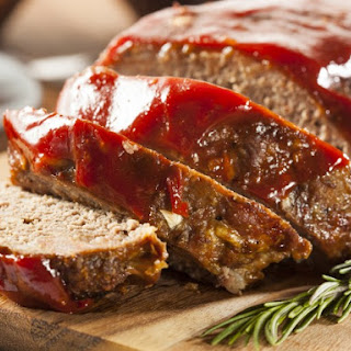 Passover Meat Loaf