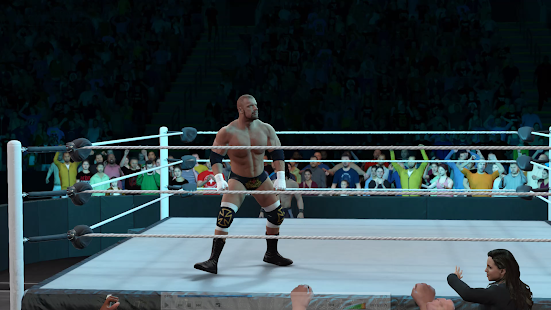 Action For WWE 2k17 screenshot