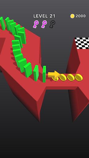 Domino Line! android2mod screenshots 4