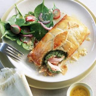 Baked Fish En Croute Recipes