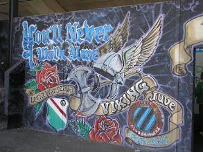 Photo: FC Den Haag, Legia Warszawa, Juventus and Club Brugge .... friends forever.