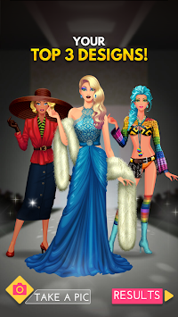 Fashion Diva: Dressup & Makeup APK screenshot thumbnail 11