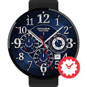 Pellinor watchface by Excalibur