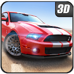 Road Racing : Super Speed Car Driving Simulator 3D Icon