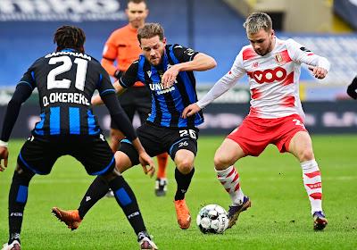 Retour très attendu au Standard pour le quart de finale face à Bruges