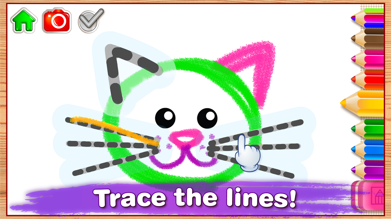 children coloring games for kids preschool games u2013 android apps