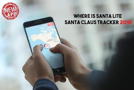 Where is Santa Lite - santa claus tracker 2018 - náhled