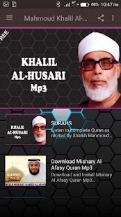 Mahmoud Khalil Al-Hussary Mp3 - náhled