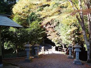 Photo: 上林神社