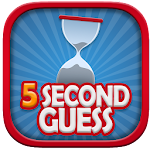 5 Second Guess Icon