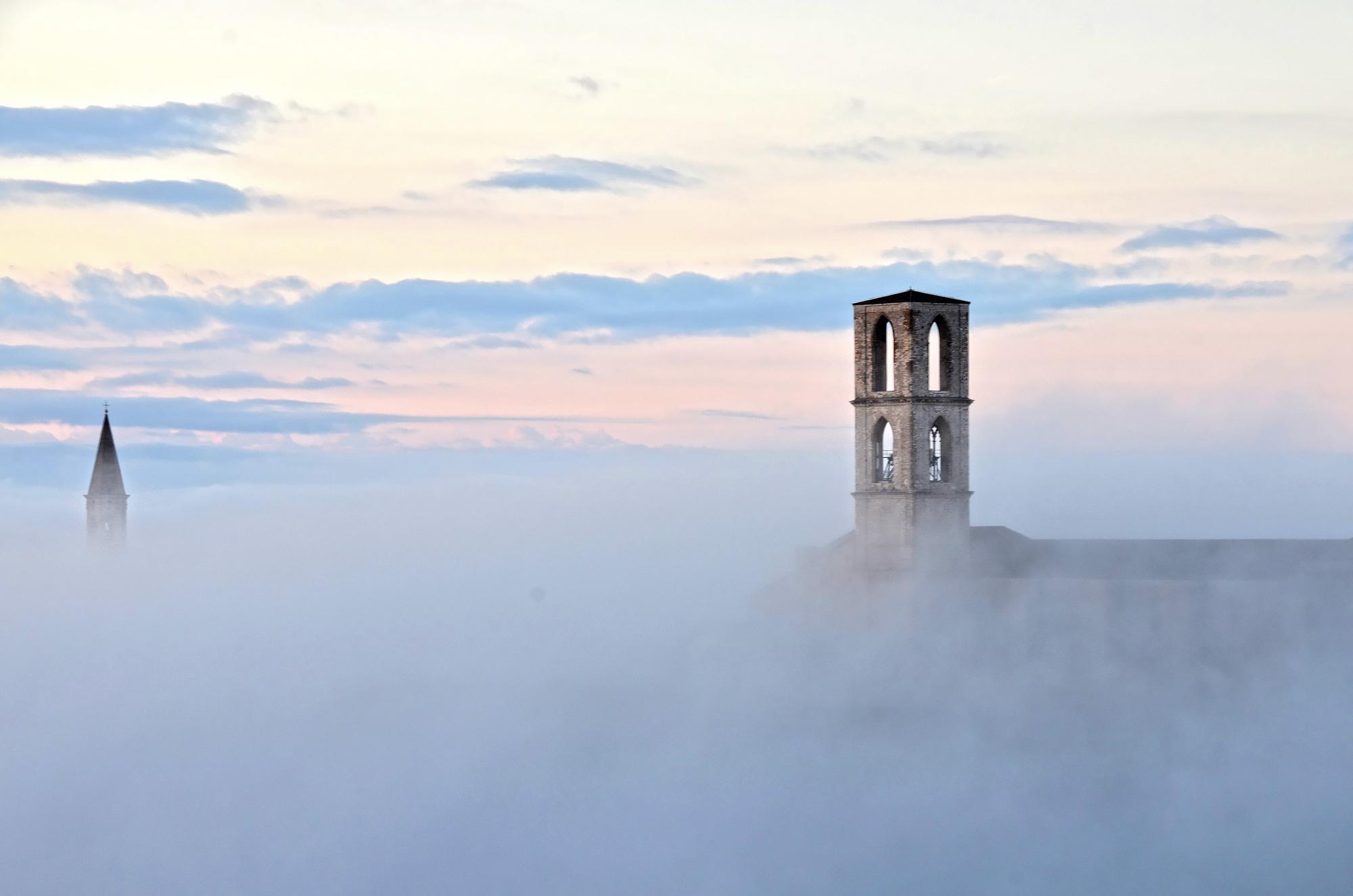 Fuori e dentro la nebbia di Migliu