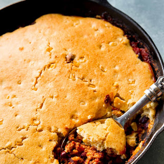Baked Chili With Cornbread Topping Recipes