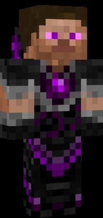 Ender Dragon Hunter Nova Skin