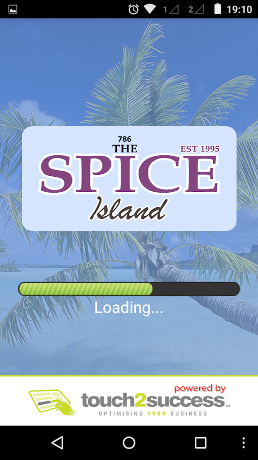 Spice Island- screenshot