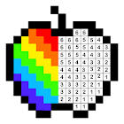 Draw.ly - Pixel Art Coloring icon