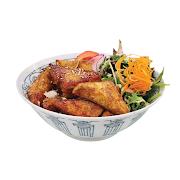 118. Teriyaki Tofu Don