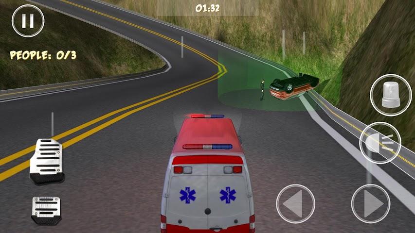 android 911 Rescue Simulator 2016 Screenshot 0