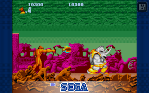 Altered Beast Classic- screenshot thumbnail