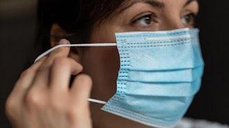 Un estudio habla del uso de la mascarilla en casa.