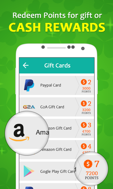 Reward App (Free Gift Cards)- screenshot