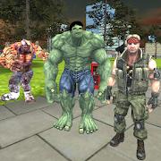 Monster Hero : Zombies Real Fighting Adventure