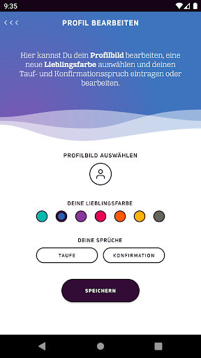 KonApp - Die App für Konfis  screenshots 3