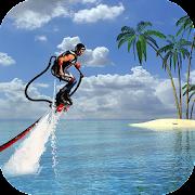 Flyboard Simulator Water Dive