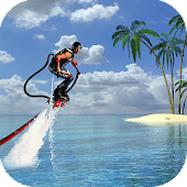 Flyboard Simulator Water Dive
