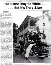 Photo: Blues House Article, 2000