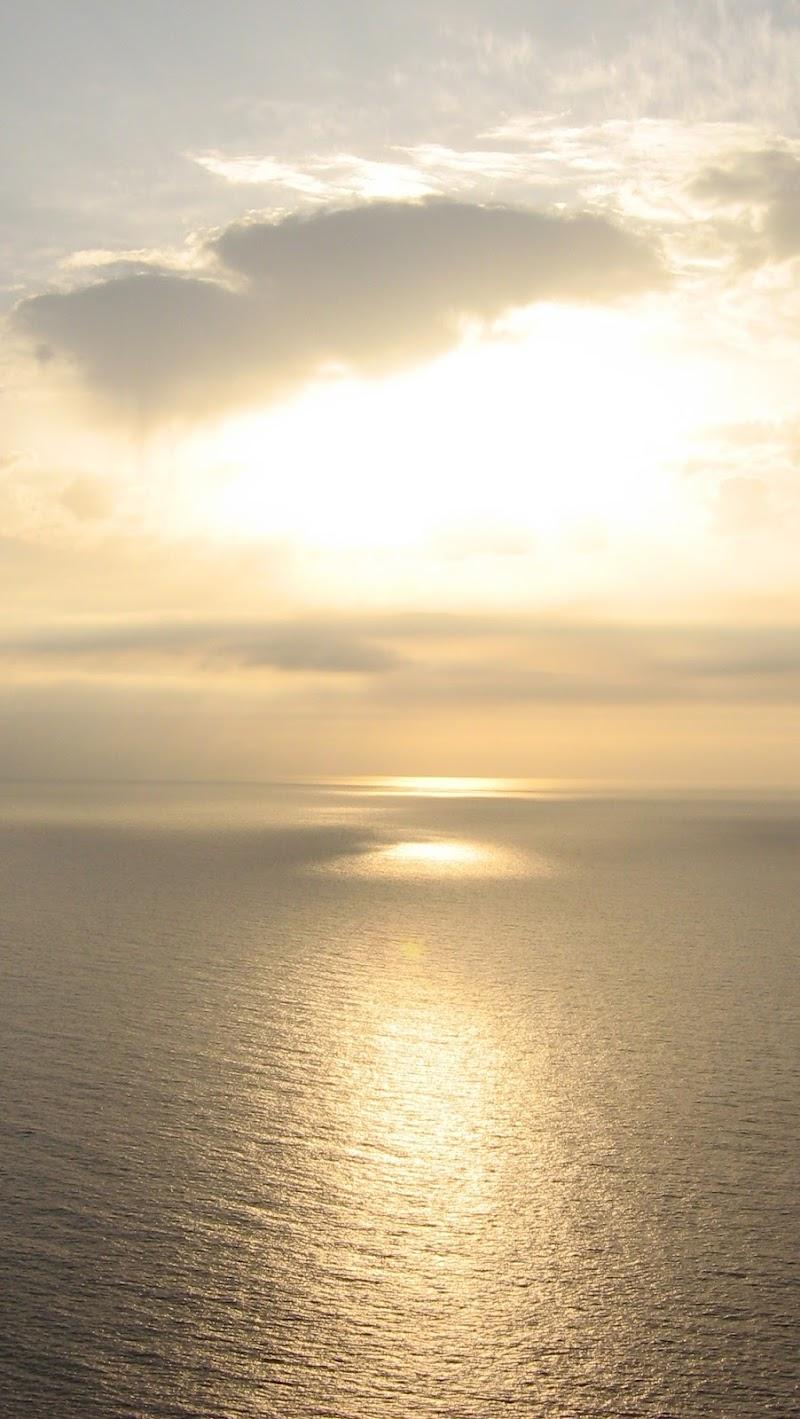 Mare, lo specchio del sole. di MariaV