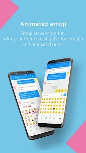 Handcent Next SMS(Free Messenger for texting, MMS) Screenshot