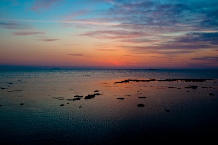 L'infinito nel tramonto di lalla68