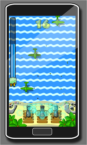 無料街机AppのCoastal Fortress|記事Game
