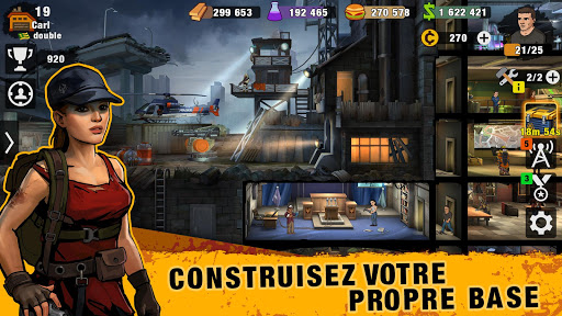 Télécharger Zero City: Zombie Shelter Survie Simulator APK MOD 1
