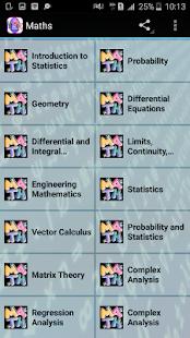 Maths - náhled