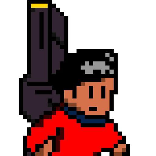 Tetsuo World - Retro Platform