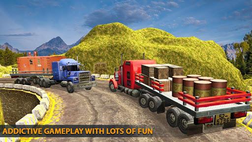 Truck Driving Uphill : Truck simulator games 2020 apktram screenshots 17