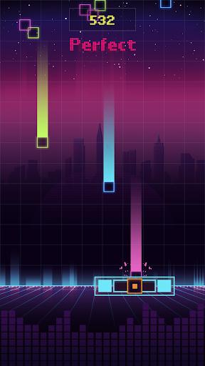 Pink Piano vs Tiles 3: Free Music Game 1.0 screenshots 2